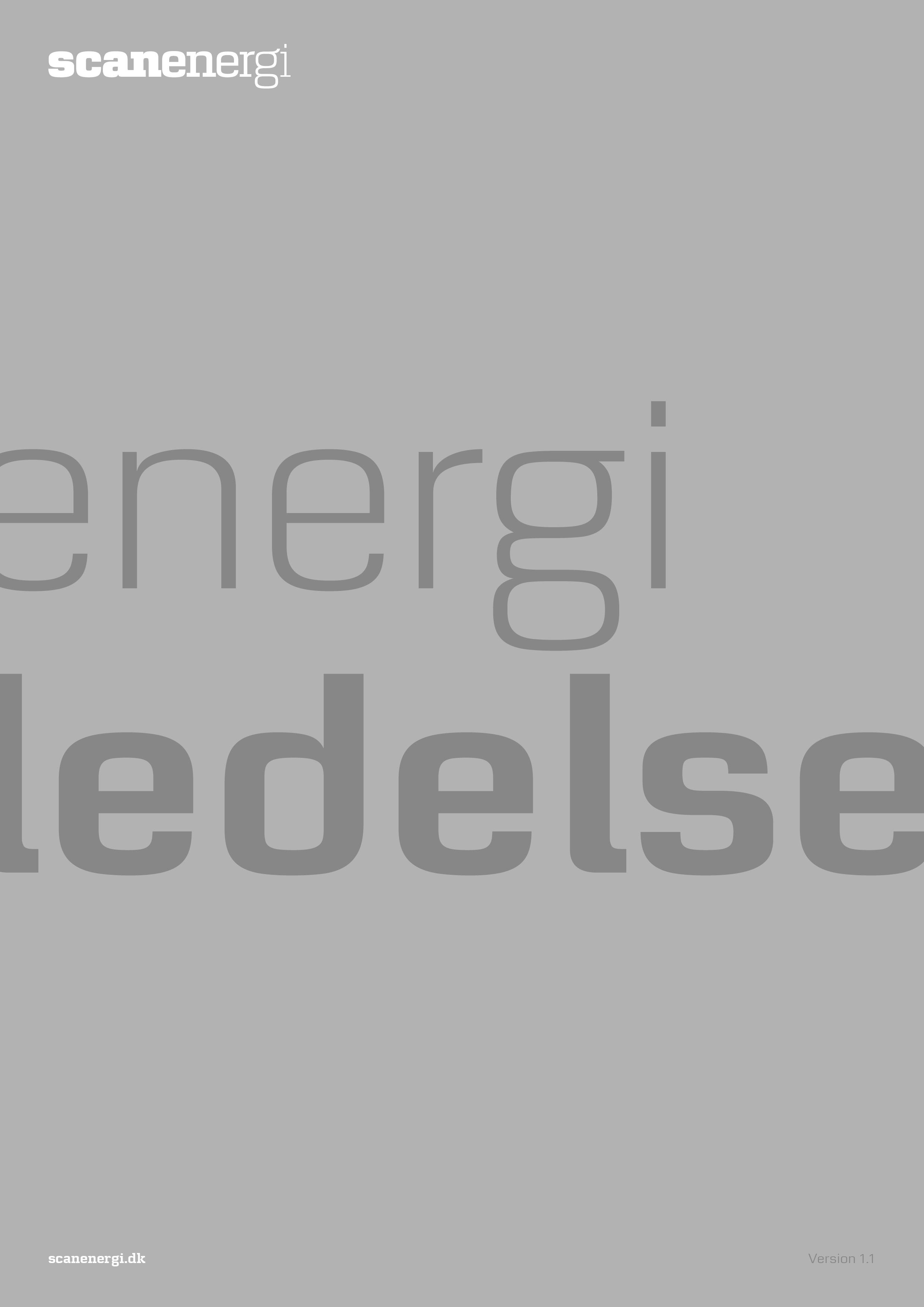 Energiledelse ISO 50001