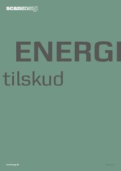 Tilskud til energioptimering